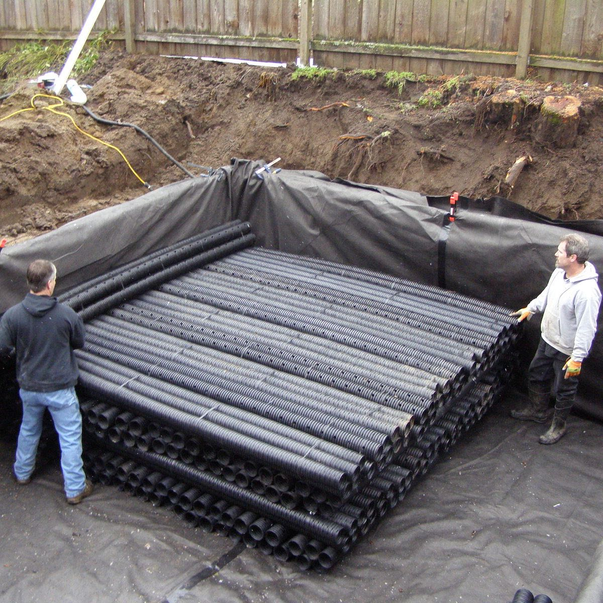 RainSpace Residential Water Storage Underground Water Tanks